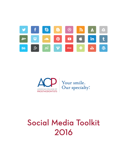 Social Media Toolkit - Practice Management | American College of ...