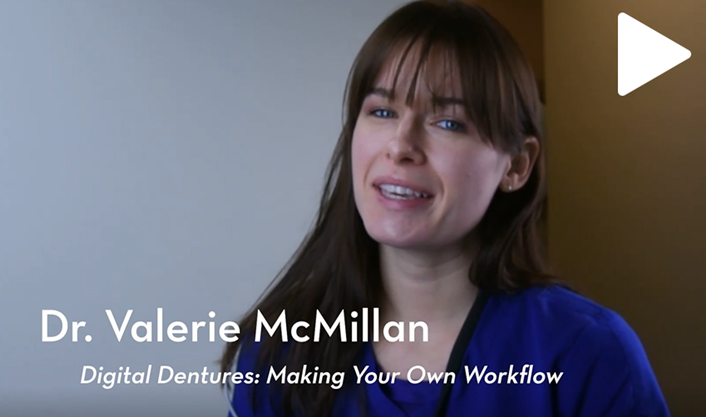 Dr  Valerie McMillan discusses digital dentures | American